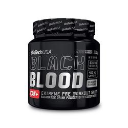 BioTech Black Blood CAF+ 300g (Geschmack: Blueberry)