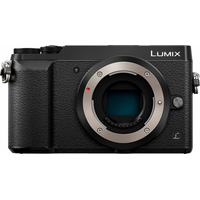 Panasonic Lumix DMC-GX80K schwarz + 12-32mm OIS