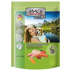 (27,68 EUR/kg) MACs Mono Snack Kaninchen 120 g - 9 Stück