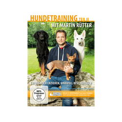 Hundetraining mit Martin Rütter - Teil 2 DVD