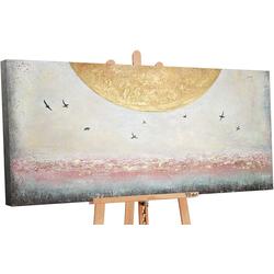 YS-Art Gemälde Sonnenenergie PS092