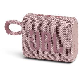 JBL Go 3 pink