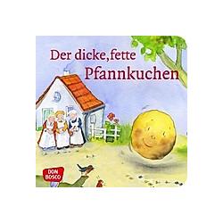 Der dicke  fette Pfannkuchen - Buch