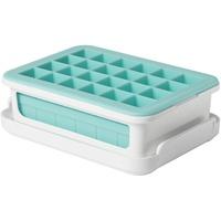 OXO Good Grips Eiswürfelform, für 48 kleine Eiswürfel weiß