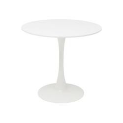 KARE Esstisch Tisch Schickeria D80cm 80 cm x 74 cm x 80 cm