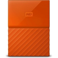 Western Digital WD My Passport 3TB USB 3.0 orange (WDBYFT0030BOR-WESN)