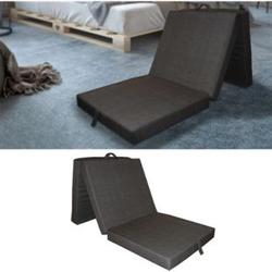 VitaliSpa Klappmatratze Faltmatratze Reisematratze Gästebett Bett 190x70x10cm