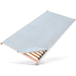 Matratzenschoner Rike, DELAVITA, schützt die Matratze vor Schmutz und Stockflecken - langlebig und hygienisch 90 cm x 200 cm