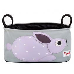 3 Sprouts - Kinderwagentasche Kaninchen