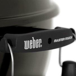 WEBER Holzkohlegrill Master-Touch GBS 57 cm Smoke Grey