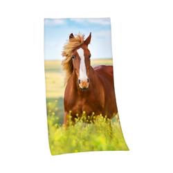Herding Badetücher Strand- / Badetuch Pferd 75 x 150 cm