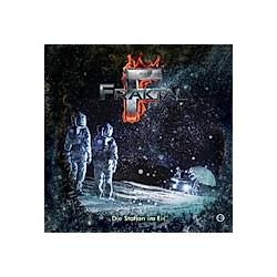 Fraktal - Die Station Im Eis - Hörbuch