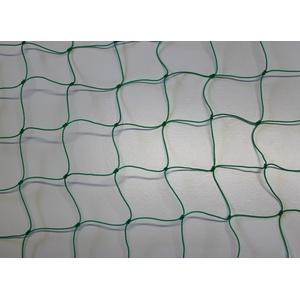 Geflügelzaun Geflügelnetz - grün - Masche 5 cm - Stärke: 1,2 mm - Größe: 0,80 m x 20 m