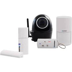 Blaupunkt Smart Monitoring HOS1800 WLAN, LAN IP Überwachungskamera-Set 1920 x 1080 Pixel