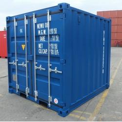 Unitec 8 Fuß Seecontainer