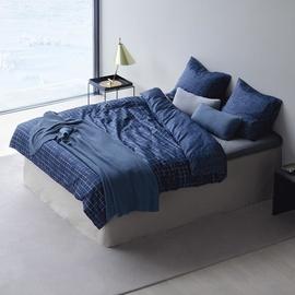 Marc O'Polo Niri indigo blau (135x200+80x80cm)