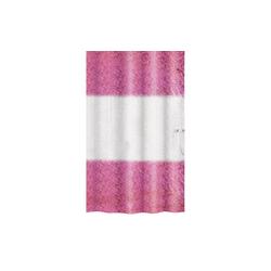 Kleine Wolke Duschvorhang Ray in burgund, 180 x 200 cm