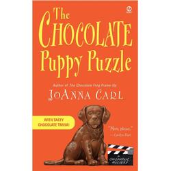 The Chocolate Puppy Puzzle: eBook von Joanna Carl