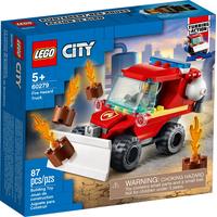 Lego City Mini-Löschfahrzeug 60279