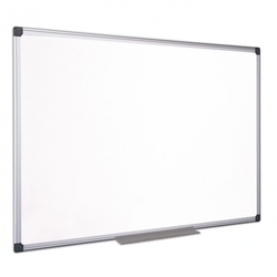 Bi-office whiteboard, schreibtafel, 1200 x 900 mm