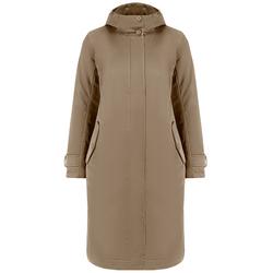 Finn Flare Damen Mantel brokat, Größe M, 4414143
