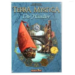 Feuerland Spiel, Feuerland Terra Mystica - Die Händler Erweiterung
