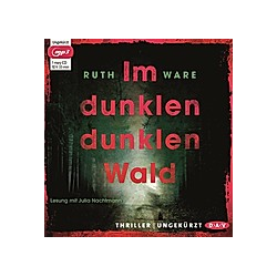 Im dunklen  dunklen Wald  MP3-CD - Hörbuch
