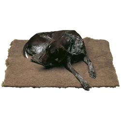 kleinmetall Hundedecke Ventapet Braun, Maße 75x55 cm