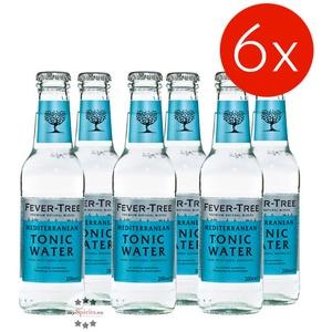 Fever-Tree Mediterranean Tonic Water Set