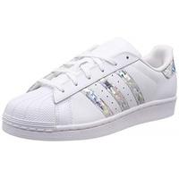 white-glitter silver/ white, 38.5