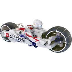 Sol Expert Motorrad mit Salzwasserantrieb Motorrad