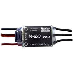 Hacker X-20-Pro BEC Flugmodell Brushless Flugregler