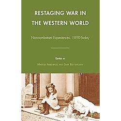 Restaging War in the Western World - Buch