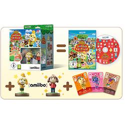 Wii U Animal Crossing: amiibo Festival + 2 amiibo-Figuren +  3 amiibo-Karten