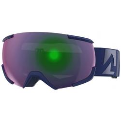 MARKER 16:10+ Schneebrille 2020 blue /green plasma mirror