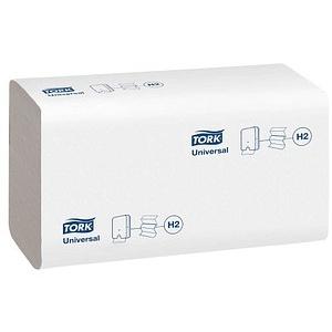 TORK Papierhandtücher Xpress® H2 Universal Interfold-Falzung 1-lagig 4.830 Tücher