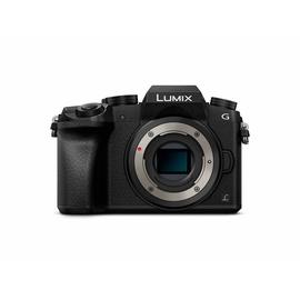Panasonic Lumix DMC-G70KA schwarz + 14-42mm OIS
