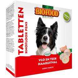 Biofood Knoblauchtabletten - Pansen 2 Stück