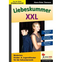 Liebeskummer XXL: eBook von Hans-Peter Tiemann