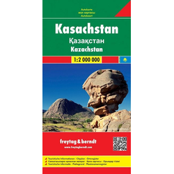 Kasachstan 1 : 2 000 000