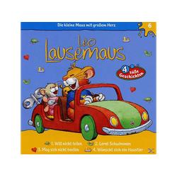Leo Lausemaus - Folge 6: Will Nicht Teilen (CD)