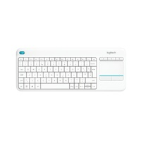 K400 Wireless Touch Keyboard US weiß (920-007146)