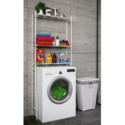VCM Hochschrank Waschmaschinenschrank