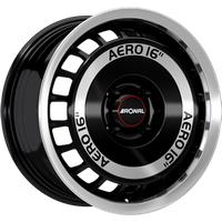 Ronal R50 AERO 7,5x16 4x100 ET38 MB68