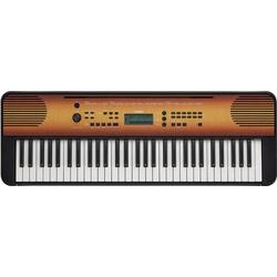Yamaha PSR-E360MA Keyboard Ahorn