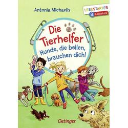 Die Tierhelfer 2 als Buch von Antonia Michaelis