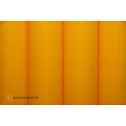 Oracover 25-030-010 Klebefolie Orastick (L x B) 10m x 60cm Cub-Gelb