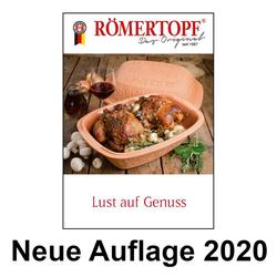 RÖMERTOPF Römertopf Römertopf Kochbuch Lust auf Genuss, Papier