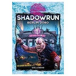 Shadowrun 6  Berlin 2080 - Buch