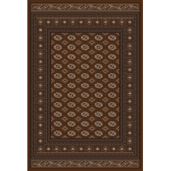 Teppich Opus M031 (Braun; 160 x 230 cm)